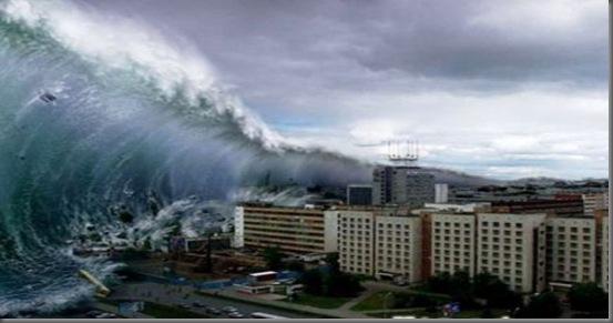 Tsunami Terremoto en Japón