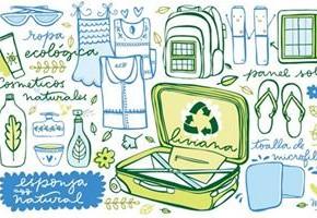 Viajeros con conciencia ambiental