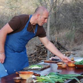 Martiniano Molina y un proyecto luminoso:  la primera Escuela de Cocina Conciente