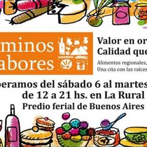 Terrasana en Caminos y Sabores 2013
