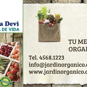 Jardín Orgánico tiene descuentos para vos!