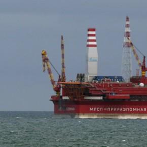 Junto a Greenpeace salvemos el Ártico
