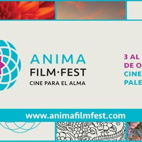 LLEGA LA 1º EDICIÓN DE  ANIMA FILM FEST
