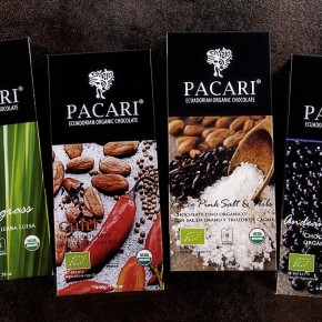 "Chocolate Pacari triunfa en la Final Mundial del Concurso ""International Chocolate Awards"" en Londres"
