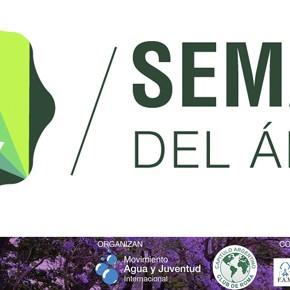 SEMANA DEL ÁRBOL. Del 24 al 31 de Agosto