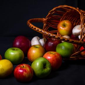 ¿Hay diferencia entre manzanas verdes y rojas?