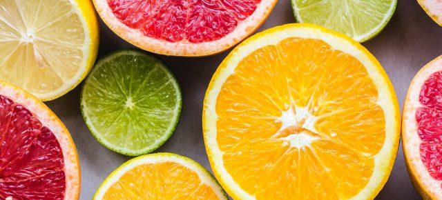 Cítricos: fuente inagotable de Vitamina C