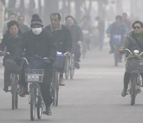 Calentamiento global: China aumentó sus emisiones de dióxido de carbono
