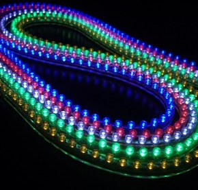 Sistemas LED, una opción económica para iluminar la Navidad
