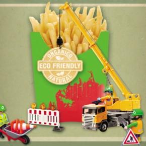 Fast Food Greenwashing: las grandes cadenas buscan lavar su imagen y mostrarse sustentables