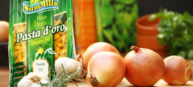 El harina de maíz, un alimento con muchos beneficios.