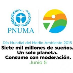 Día Mundial del Medio Ambiente 2015: Consumir con moderación