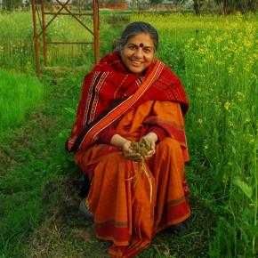 La reconocida filósofa y escritora india Vandana Shiva visitará Argentina