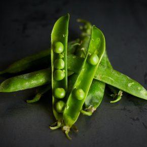 Arvejas secas: una nueva compañera para dietas veggie