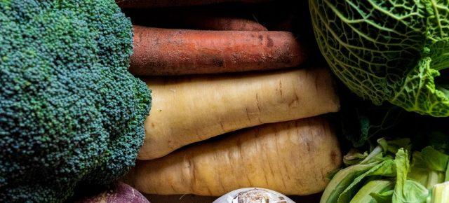 A todo color: Verduras y pigmentos